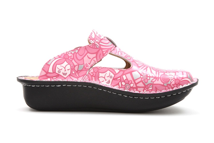 Alegria Donna Friends Pink Free Shipping Both Ways From